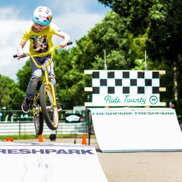 AH van Mierlo – Freestyle BMX