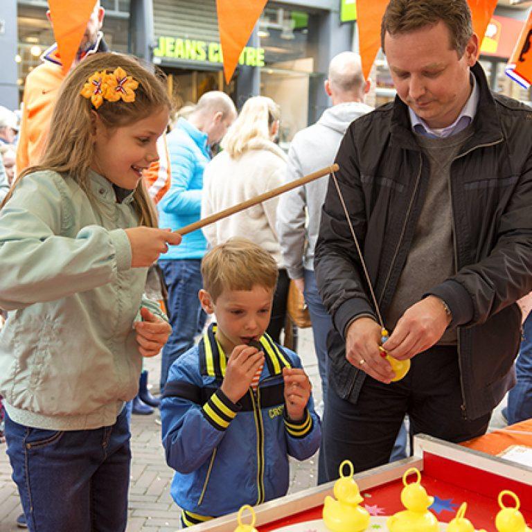 de VDK / Koninklijke spelen van Kampen
