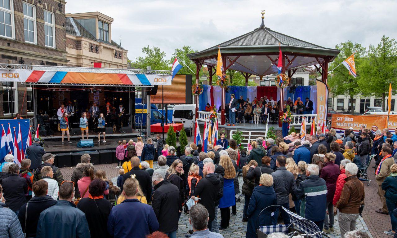Festiviteiten van Oranjeverenigingen op Koningsdag 2020 afgelast